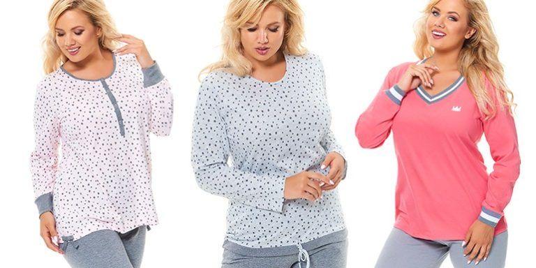 Pomagamy wybierać piżamy plus size